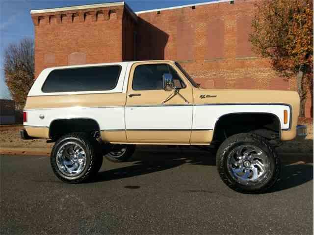 1977 Chevrolet K5 Blazer | 933223