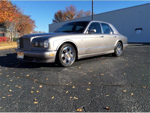 2002 Bentley Arnage | 933225