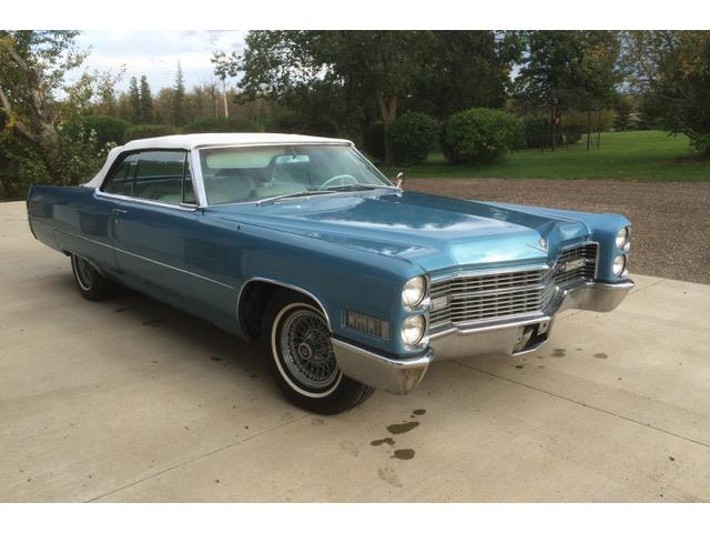 1966 Cadillac Coupe DeVille | 933228