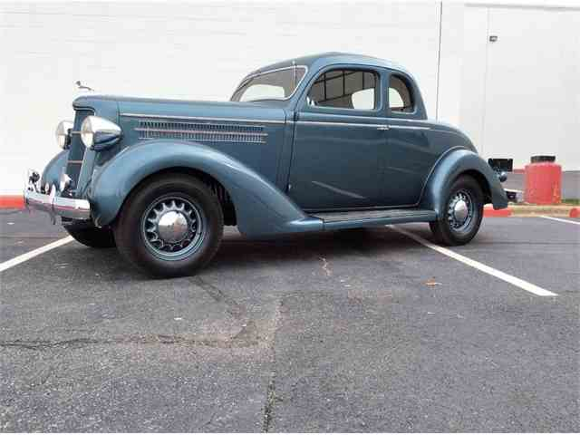 1935 Dodge Brothers DU Coupe | 933229