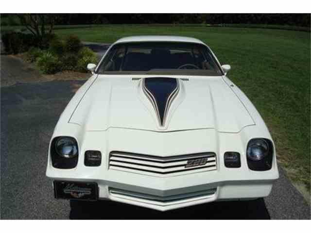 1980 Chevrolet Camaro Z28 | 933237