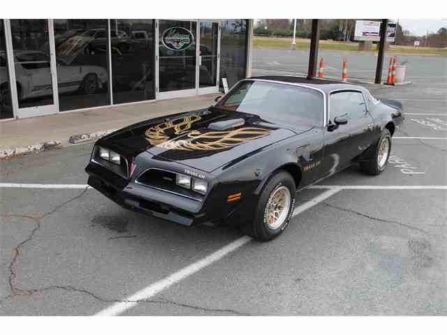 1978 Pontiac Firebird Trans Am | 933238