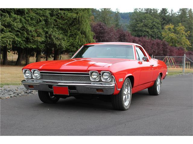 1968 Chevrolet El Camino | 933240