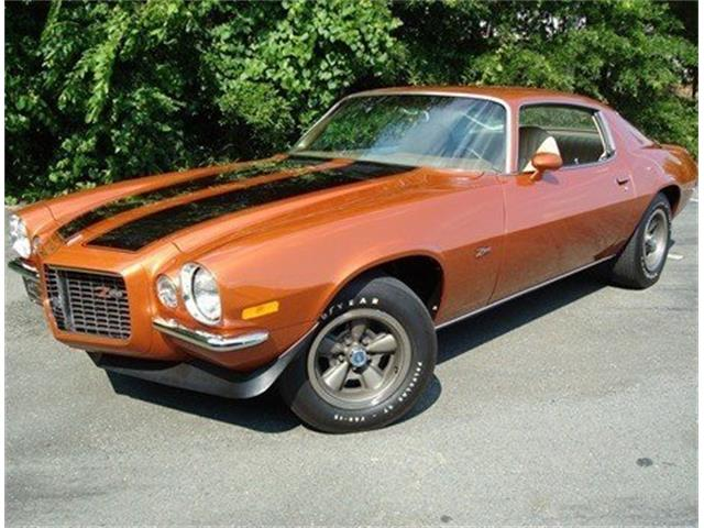 1971 Chevrolet Camaro RS Z28 | 933242