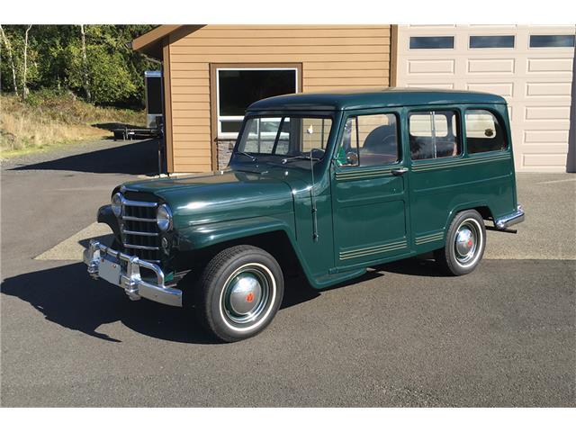 1950 Willys Wagoneer | 933246