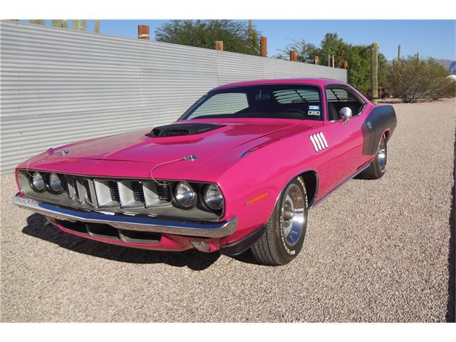 1971 Plymouth Barracuda   933256