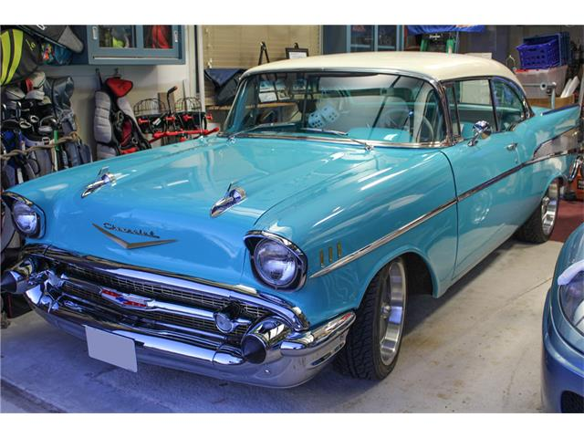 1957 Chevrolet Bel Air   933259