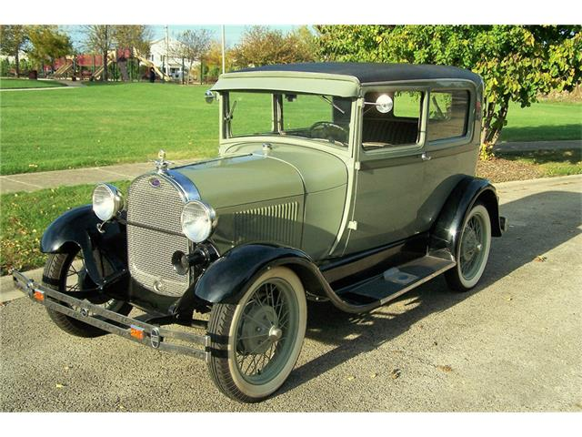 1928 Ford Model A | 933267