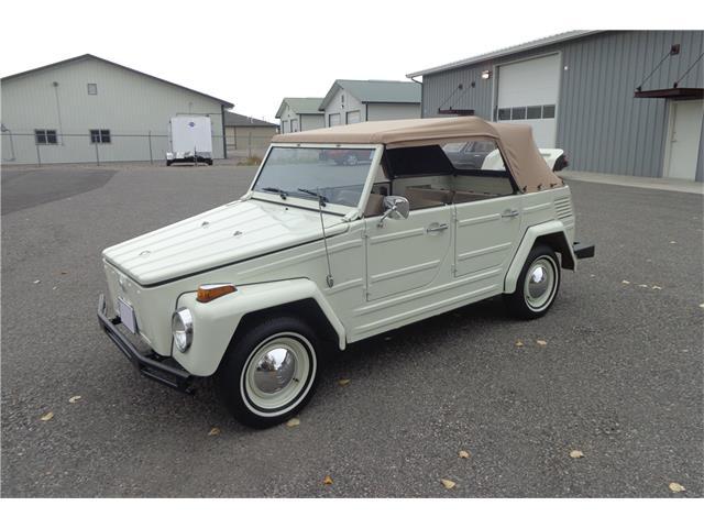 1973 Volkswagen Thing   933268