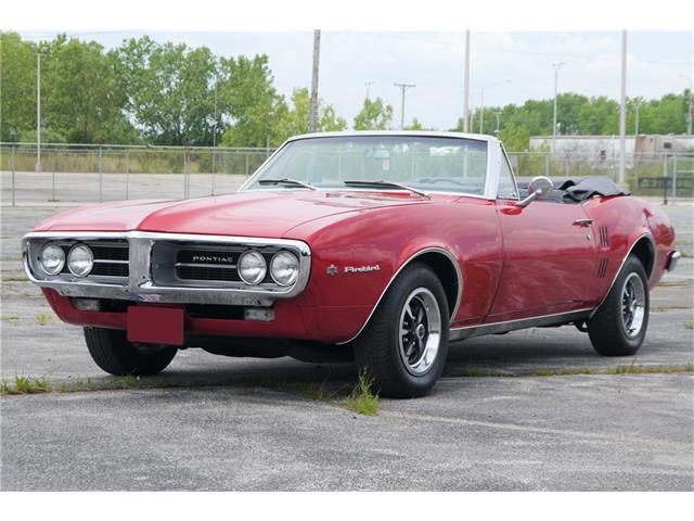 1967 Pontiac Firebird | 933273