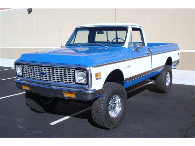 1971 Chevrolet K-20 | 933276