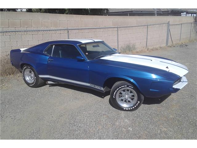 1969 Ford Mustang | 933280