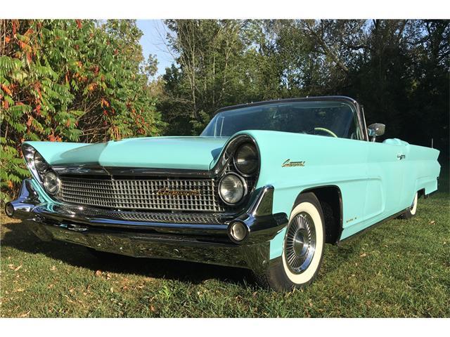 1959 Lincoln Continental   933286