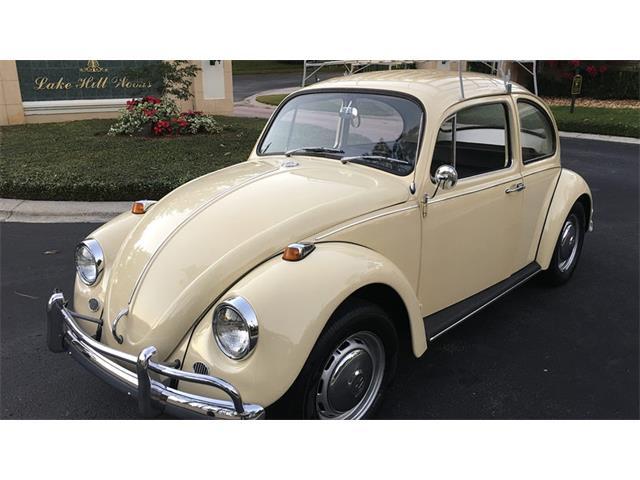 1967 Volkswagen Beetle | 933288