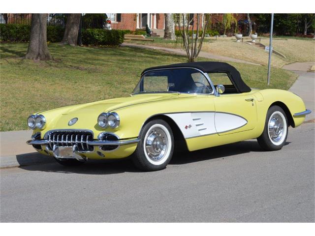 1958 Chevrolet Corvette | 933291