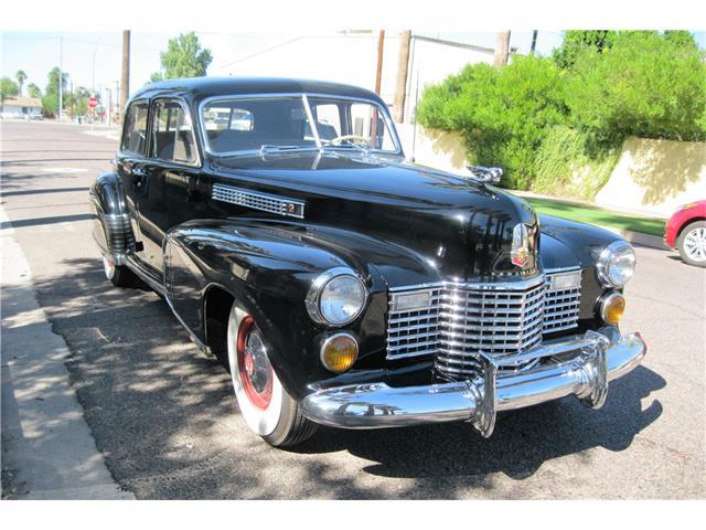 1941 Cadillac Fleetwood   933296