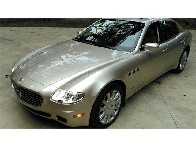 2006 Maserati Quattroporte | 933299