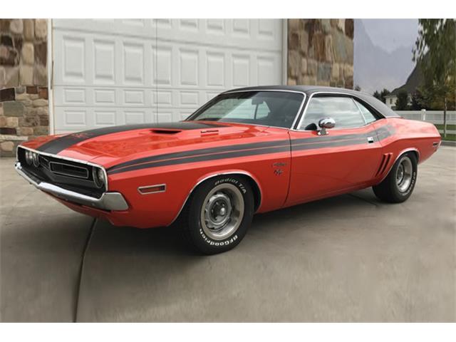 1971 Dodge Challenger R/T   933305