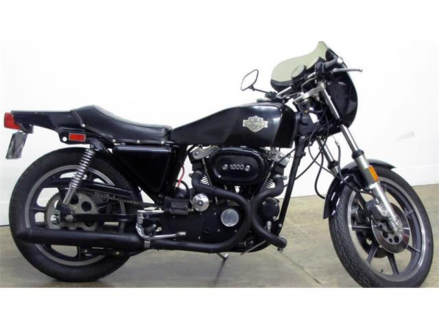 1977 Harley-Davidson Motorcycle   933319