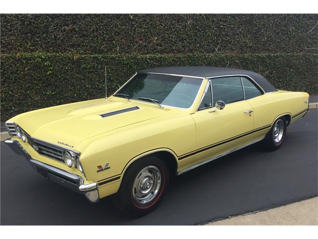 1967 Chevrolet Chevelle SS   933332