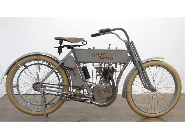 1910 Harley-Davidson Motorcycle   933333