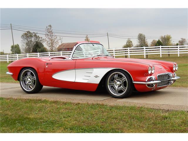 1961 Chevrolet Corvette | 933337
