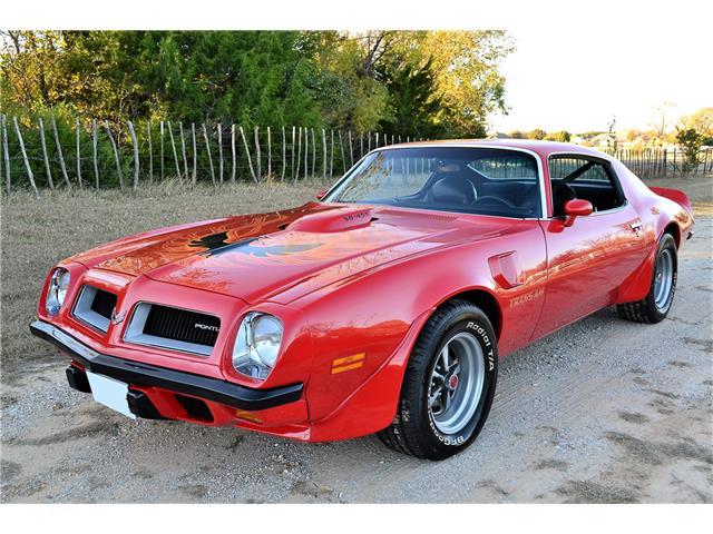 1974 Pontiac Firebird Trans Am | 933339