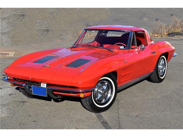 1963 Chevrolet Corvette | 933346