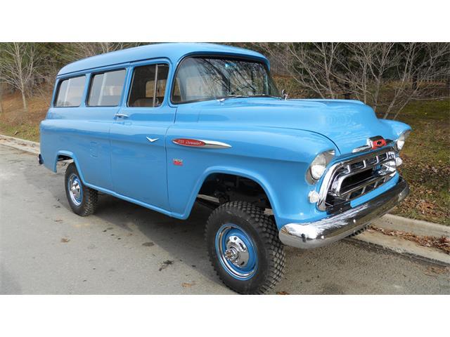 1957 Chevrolet Suburban | 933353
