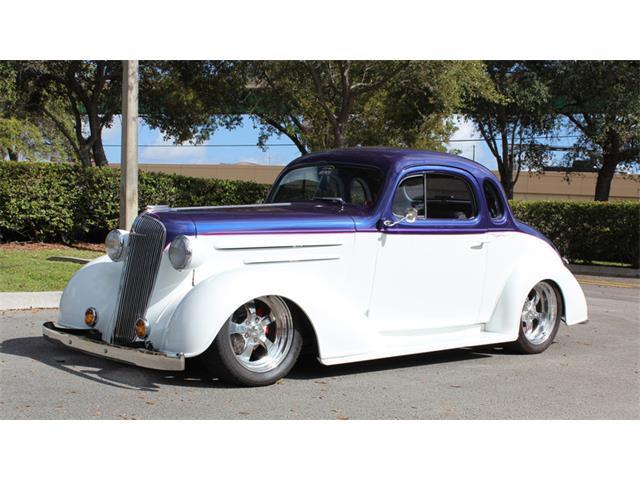 1936 Chevrolet 5-Window Coupe   933376