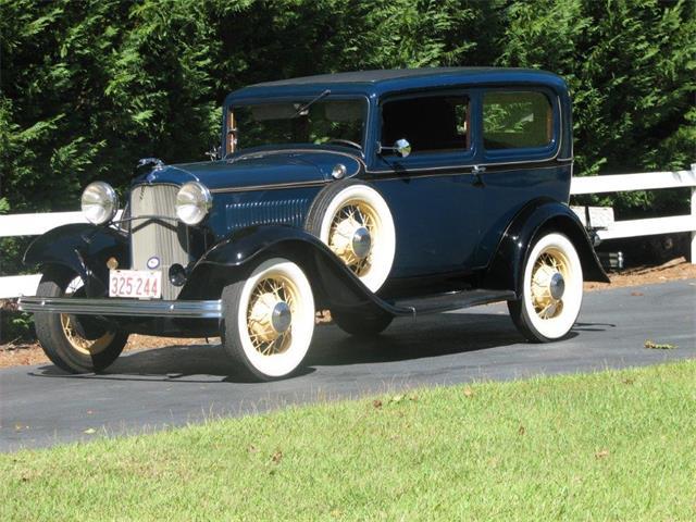 1932 Model B Ford | 930341