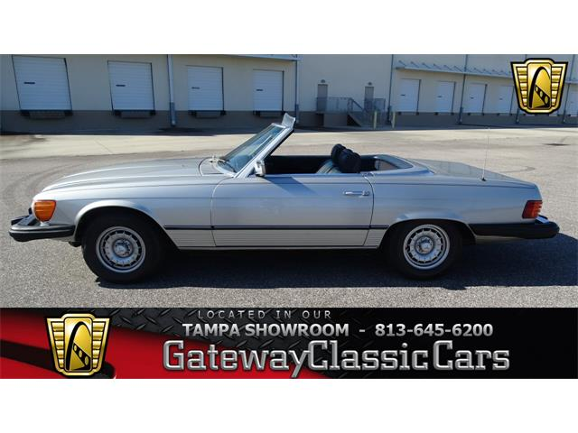 1977 Mercedes-Benz 450SL | 933427