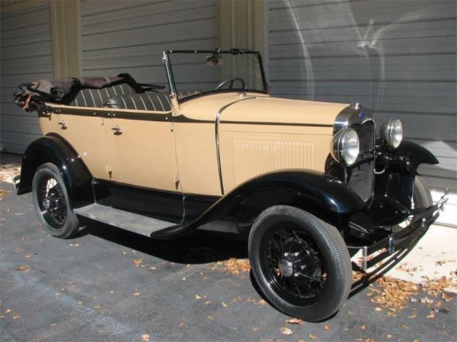1930 Ford Model A | 930343