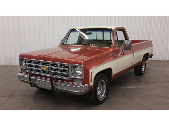 1977 Chevrolet C/K 10 | 933436