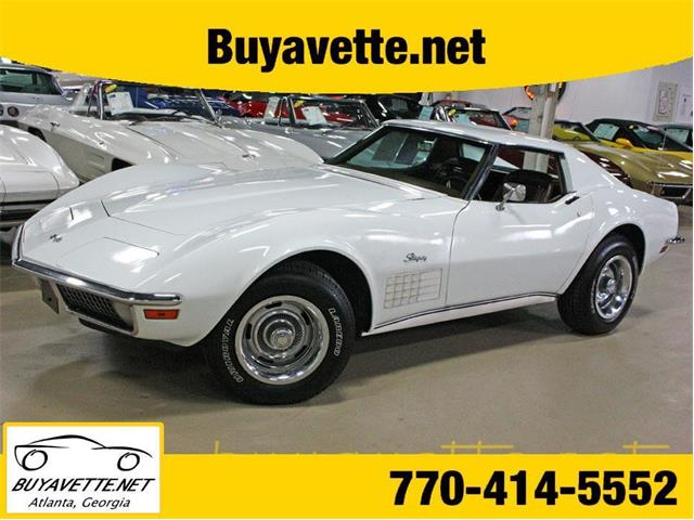1971 Chevrolet Corvette | 933437