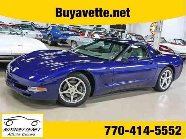2004 Chevrolet Corvette | 933440