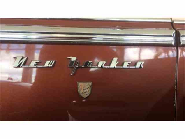 1956 CHRYSLER NEW YORKER CONVERTIBLE | 933449