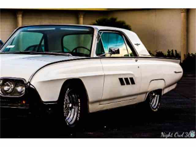 1963 Ford Thunderbird | 933451