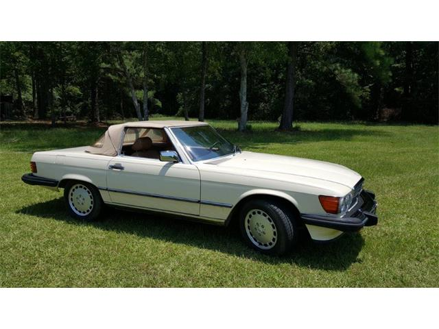 1986 Mercedes-Benz 560SL | 930346