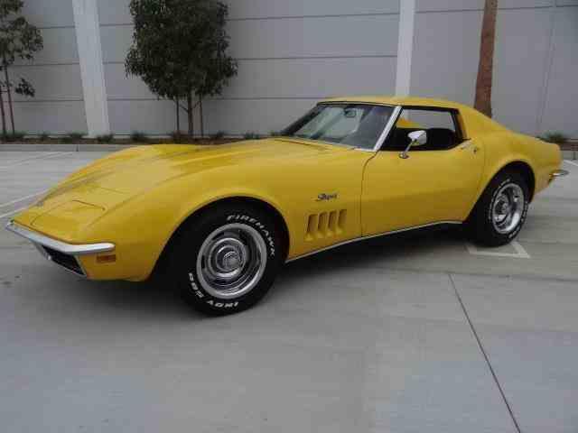 1968 Chevrolet Corvette | 933473