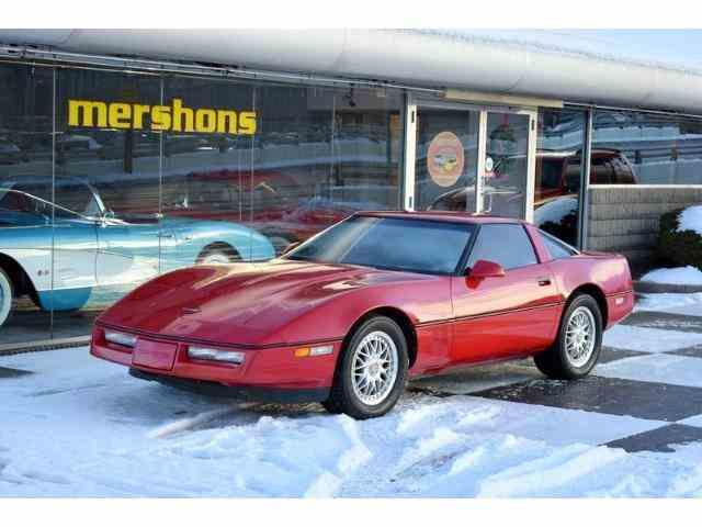 1984 Chevrolet Corvette | 933474