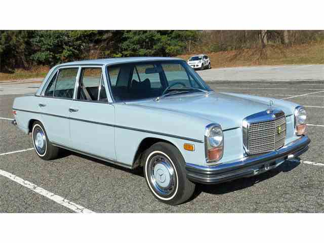 1971 Mercedes-Benz 250 | 933488