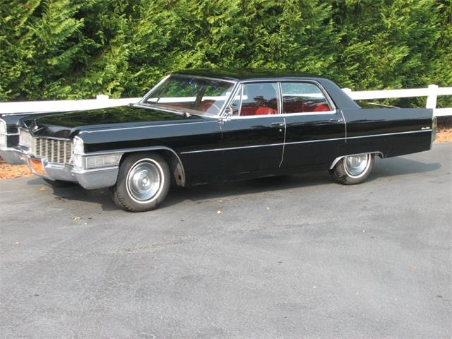 classic cadillac sedan deville for sale on. Black Bedroom Furniture Sets. Home Design Ideas