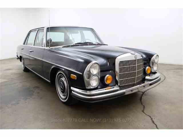 1971 Mercedes-Benz 300SEL | 933500