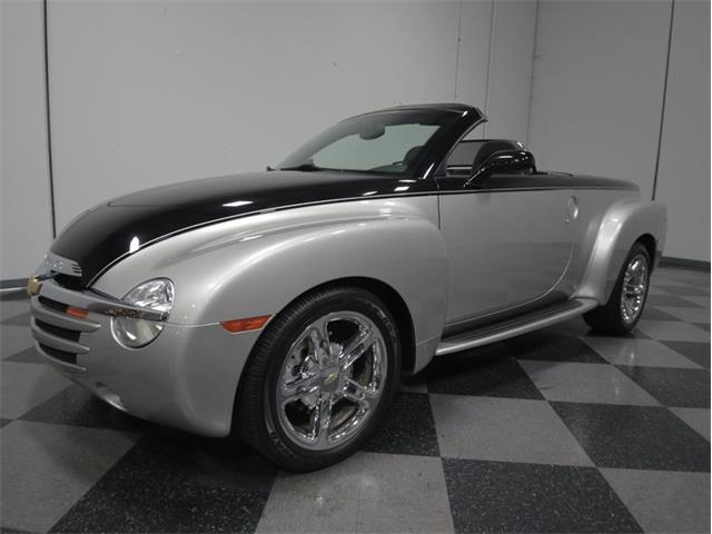 2006 Chevrolet SSR Supercharged | 933508