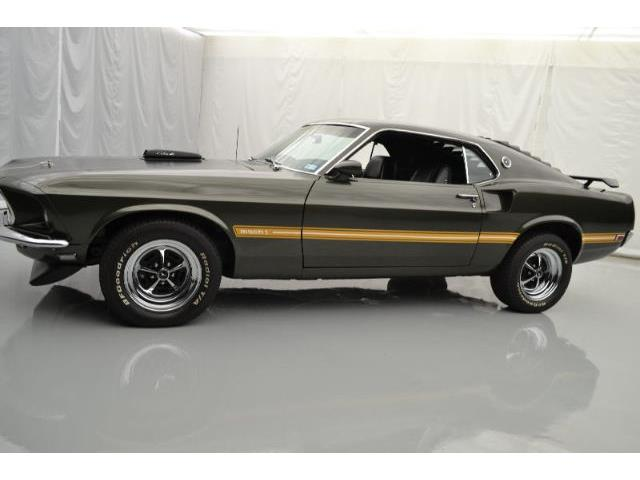 1969 Ford Mustang | 933513