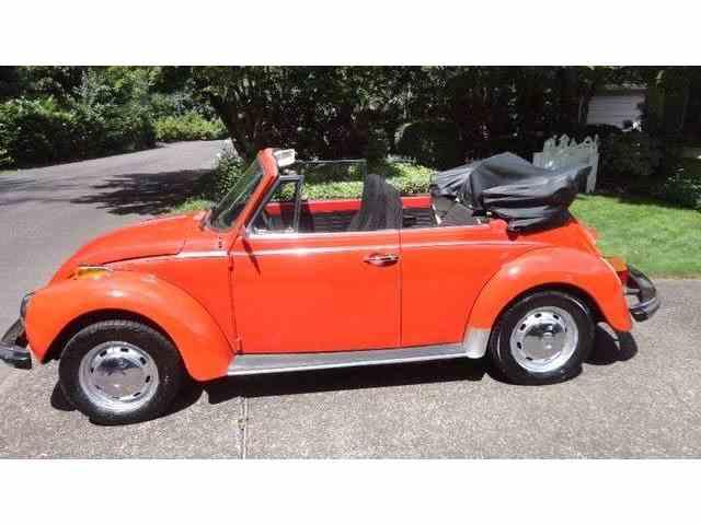1974 Volkswagen Beetle | 933519