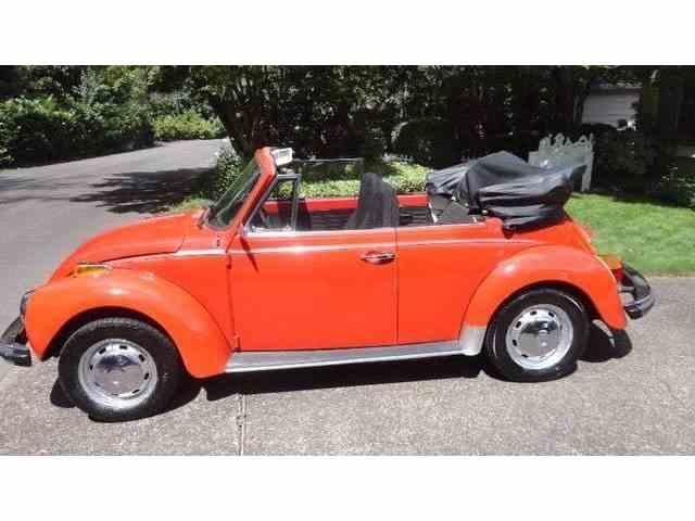 1974 Volkswagen Beetle   933519