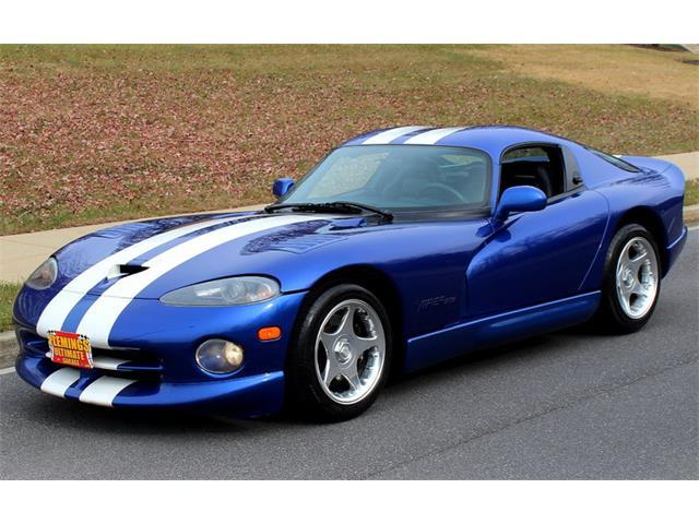 1997 Dodge Viper | 933522