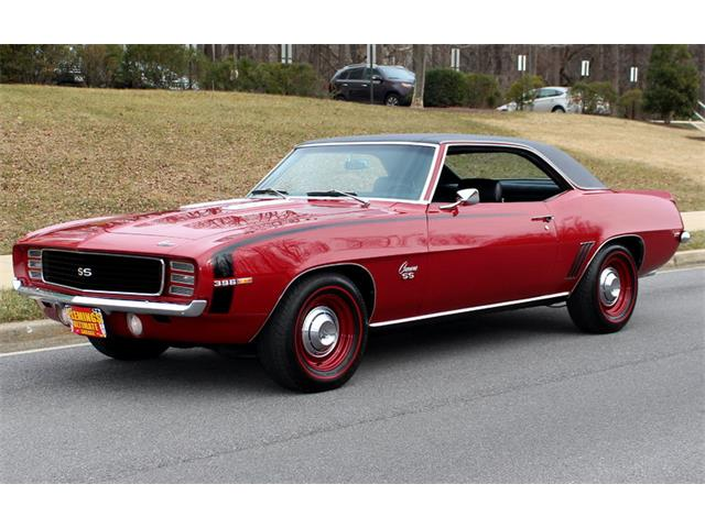1969 Chevrolet Camaro RS/SS | 933524